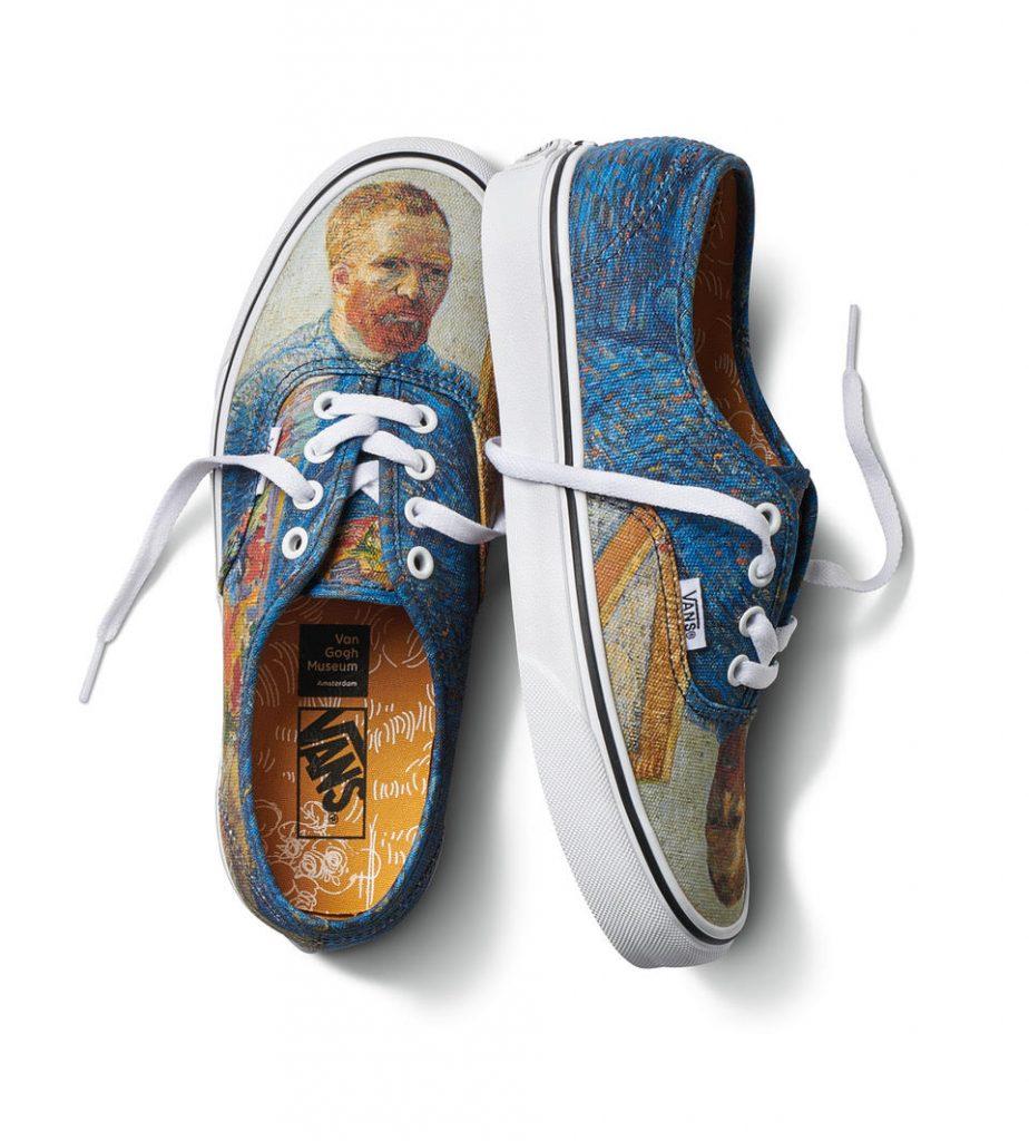 Vans + van Gogh Museum  FAD MAGAZINE