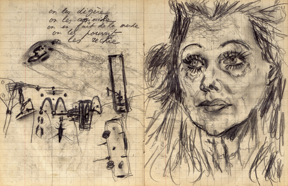 The first solo exhibition dedicated to the work of Antonin Artaud to be staged in the UK