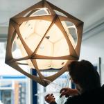 Louis Poulsen reveals OE Quasi Light, a new collaboration with Olafur Eliasson