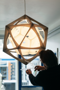 Louis Poulsen reveals OE Quasi Light, a new collaboration with Olafur Eliasson