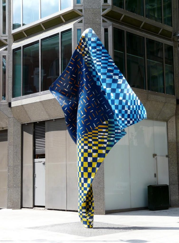 Yank Shonibare wind sculpture