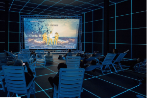 Dreamlands @ Whitney Museum: Immersive Cinema and Art, 1905–2016