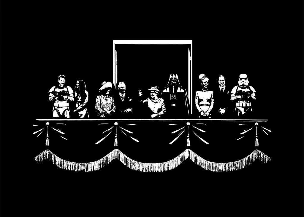 'The Dark Side' by Trust iCON, 2019