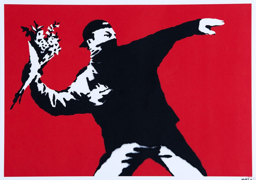 Banksy. A Visual Protest to be shown at the Serlachius Museums in Finland