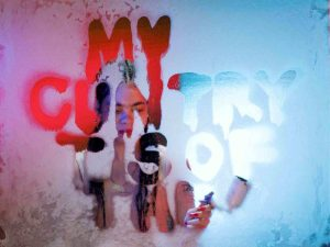 Image: Marilyn Minter, My Cuntry, 'Tis of Thee, 2018. HD Digital Video. Duration 9:46. Courtesy of the artist, SimonLee Gallery, London / Hong Kong and Salon 94, New York