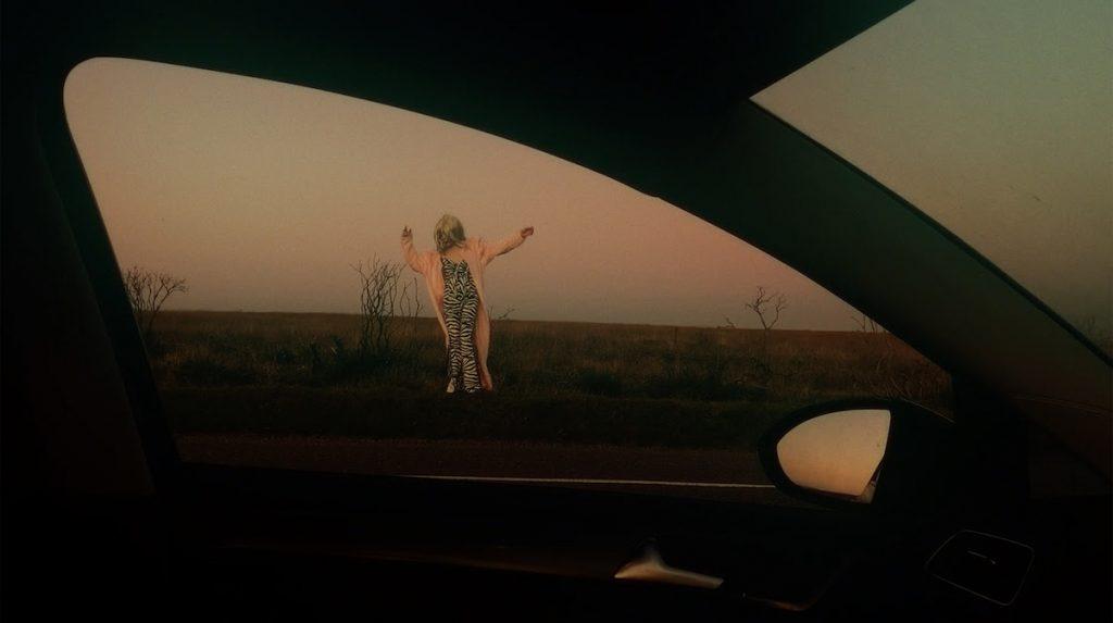 Still from 'Give us a meow', 2019, HD video by Ben Toms & Urara Tsuchiya, 9 mins 3 seconds