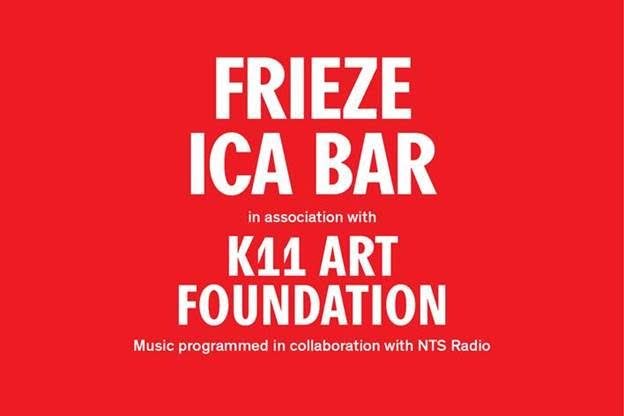 Frieze ICA Bar