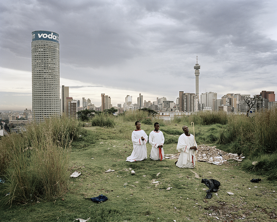 Ponte City from Yeoville Ridge, from the series Ponte City,2008 © Mikhael Subotzky / Patrick Waterhouse