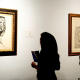 10 Picassos found in Tehran Museum's collection of Western art.
