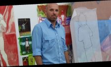 Artist Peter Doig is collaborating with Kim Jones for Dior Men FW21