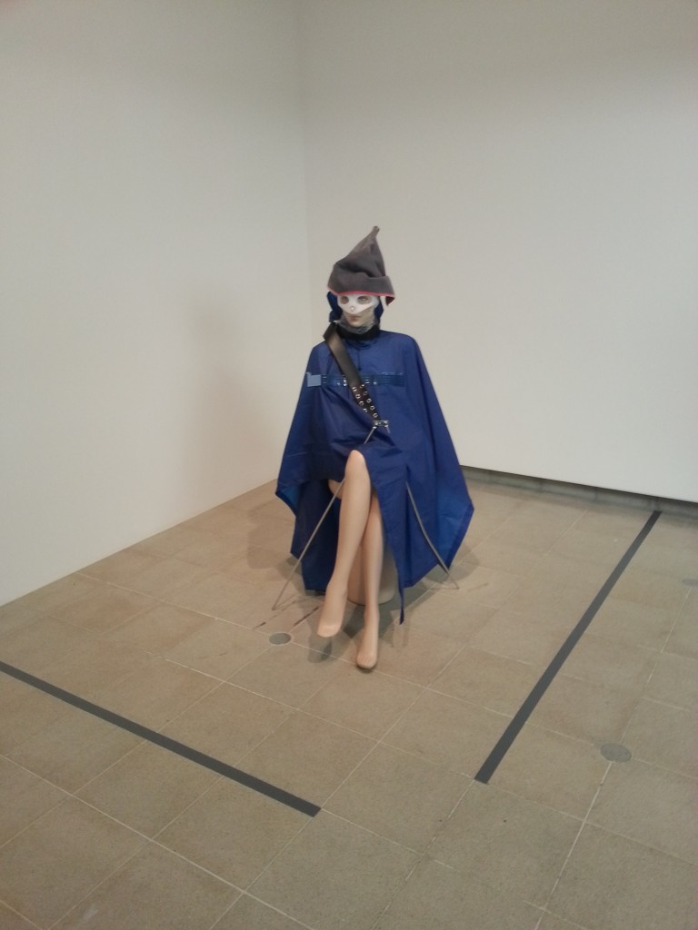 Ika Genzken Untitled  2012  Mannequin and mixed media.