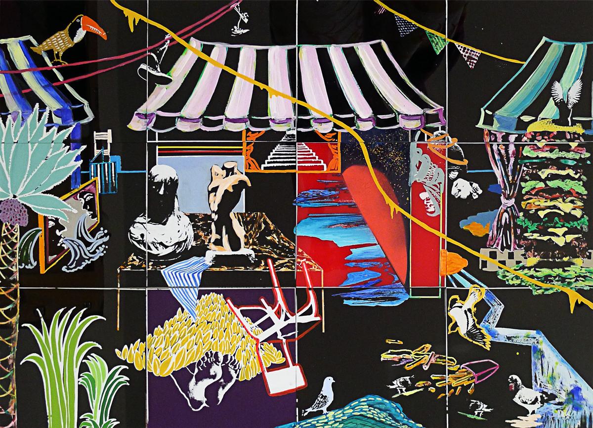 XX Market by Luna Jungeun Lee